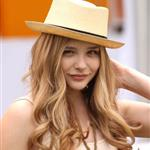 Chloe Moretz The Veuve Clicquot Gold Cup Final at Cowdray Park Polo Club  90167