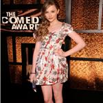 Chloe Moretz at the Comedy Awards 2011  82133