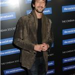 Adrien Brody at NY screening of The Social Network  69803