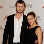 Chris Hemsworth and Elsa Pataky at LACMA gala  69806