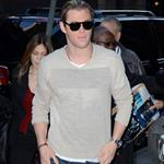 Chris Hemsworth at Good Morning America studios 112852
