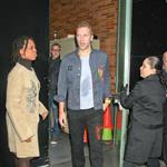 Chris Martin at Good Morning America in New York 107944