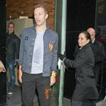 Chris Martin at Good Morning America in New York 107945