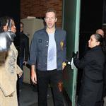 Chris Martin at Good Morning America in New York 107948