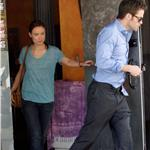 Olivia Wilde spotted on a date with Chris Pine  89074