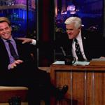 Chris Pine on The Tonight Show with Jay Leno 106268
