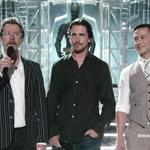 Gary Oldman, Christian Bale and Joseph Gordon-Levitt at the 2012 MTV Movie Awards 116430