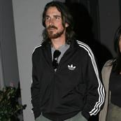 Christian Bale arrives at Writers' Guild for The Fighter screening 76504