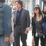 Christian Bale shoots with Cate Blanchett, Imogen Poots and Terrence Malick on Knight Of Cups 117529