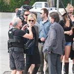 Christian Bale shoots with Cate Blanchett, Imogen Poots and Terrence Malick on Knight Of Cups 117537