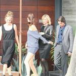 Christian Bale shoots with Cate Blanchett, Imogen Poots and Terrence Malick on Knight Of Cups 117538