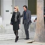 Christian Bale shoots with Cate Blanchett, Imogen Poots and Terrence Malick on Knight Of Cups 117539