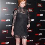 Christina Hendricks at Mad Men Season 4 premiere  65648