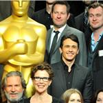 Jeff Bridges Annette Bening James Franco Christopher Nolan attend the 83rd Academy Awards nominations luncheon 78440