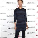 Christy Turlington at Modelinia Beautiful Friends Forever Bracelets event in New York  93614