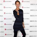 Christy Turlington at Modelinia Beautiful Friends Forever Bracelets event in New York  93617