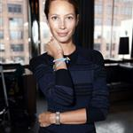 Christy Turlington at Modelinia Beautiful Friends Forever Bracelets event in New York  93618