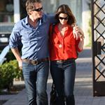 Cindy Crawford and husband Rande go shopping on Valentine's Day 106470