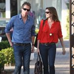 Cindy Crawford and husband Rande go shopping on Valentine's Day 106474