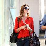 Cindy Crawford and husband Rande go shopping on Valentine's Day 106479