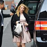 Claire Danes out and about in NYC 124833