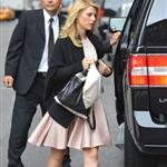 Claire Danes out and about in NYC 124836