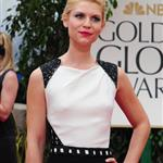 Claire Danes at the 2012 Golden Globe Awards  103073