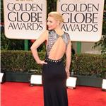 Claire Danes at the 2012 Golden Globe Awards  103074