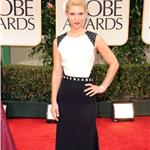 Claire Danes at the 2012 Golden Globe Awards  103076