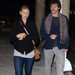 Claire Danes and Hugh Dancy out in Toronto  126584