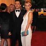 Claire Danes and Hugh Dancy at the 2012 Met Gala 113684