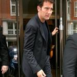 Clive Owen in London promoting The Boys Are Back 49126