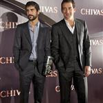 Clive Owen at Chivas 12 presentation in Madrid 71223