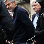 George Clooney arrested for protesting outside Sudanese Embassy  109058