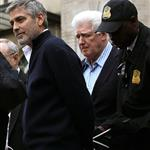 George Clooney arrested for protesting outside Sudanese Embassy  109059