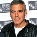 George Clooney at the Men Who Stare At Goats photo call with Kevin Spacey 48706