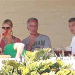 George Clooney to ring in new  year with Stacy Keibler and friends in Mexico  101528