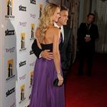 George Clooney brings Stacy Keibler to Hollywood Film Awards  97055