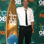 Chad Michael Murray and his anorexic child bride at Teen Choice 2008 23224