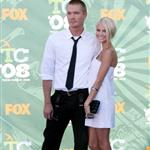Chad Michael Murray and his anorexic child bride at Teen Choice 2008 23222