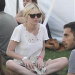 Kirsten Dunst at Coachella 37100