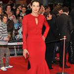 Cobie Smulders at the European premiere of The Avengers 111738