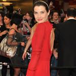 Cobie Smulders at the European premiere of The Avengers 111740