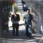 Colin Farrell shops with a friend 61820