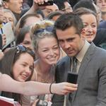 Colin Farrell at the Dublin premiere of Total Recall  123383