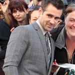 Colin Farrell at the Dublin premiere of Total Recall  123385