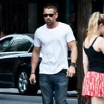 Colin Farrell out and about in Philadelphia 115884