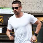 Colin Farrell out and about in Philadelphia 115891