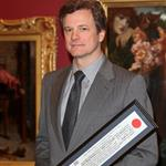 Colin Firth attends a photocall as he is made a Freeman of the City of London at Guildhall Art Gallery 108442
