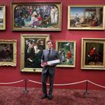 Colin Firth attends a photocall as he is made a Freeman of the City of London at Guildhall Art Gallery 108443